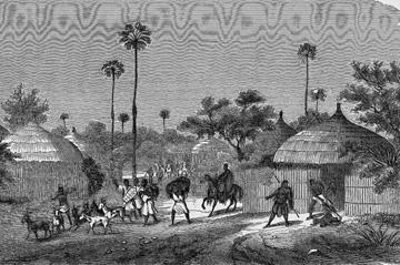 """The Slave Hunt"""