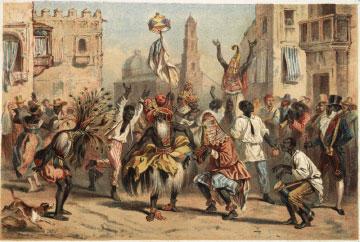 Three Kings Day Festival