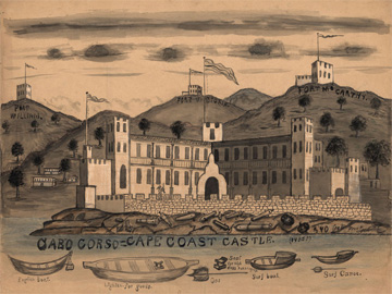 <i>Cape Coast Castle</i>