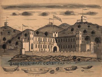 <i>Cape Coast Castle</i>