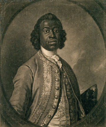 Portrait of William Ansah Sessarakoo