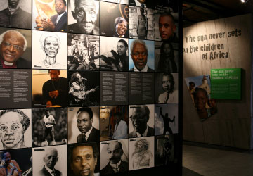 """Black Achievers Wall"""