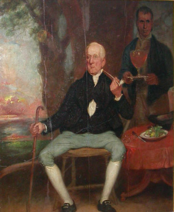 Portrait of Seale Yearwood