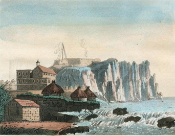 <i>View of Goree</i>
