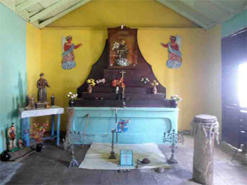 Altar of the Cabildo Congos Reales