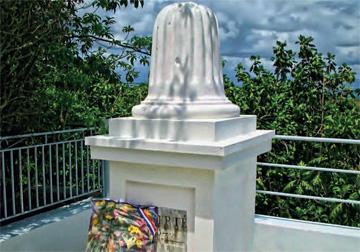 <i>Monument to Abolition of Slavery</i>