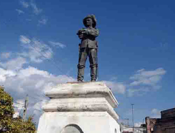 Monument to General Dionisio Gil, Cienfuegos, Cuba