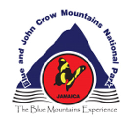Blue and John Crow Mountains National Park logo