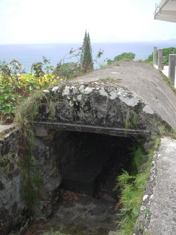 Slave Cell, Belmont Plantation, Guadeloupe