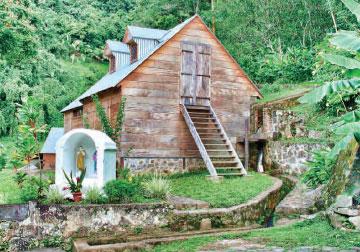 La Grivelière Plantation, Guadeloupe