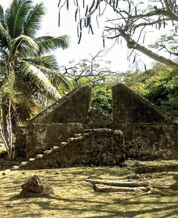 The Fidelin Kiln, Guadeloupe