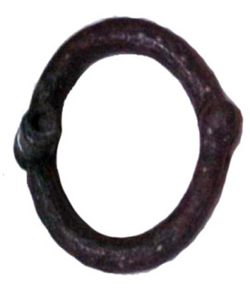 Iron hand shackle
