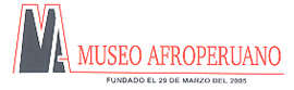 Museo Afroperuano, Zaña logo