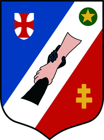 Coat of arms of the village of Emberménil