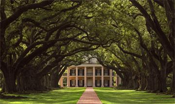 Oak Alley Mansion