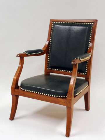 Armchair attributed to John Hemmings