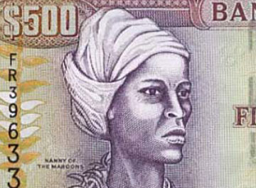 Jamaican $500 bill