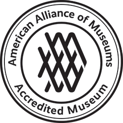 American Alliance of Museums Accredited Museum Seal of Accredition