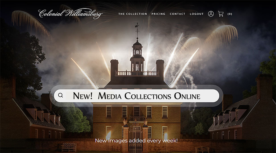 Media Collections Online
